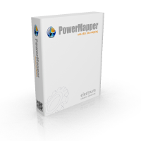 PowerMapper in Retail Box